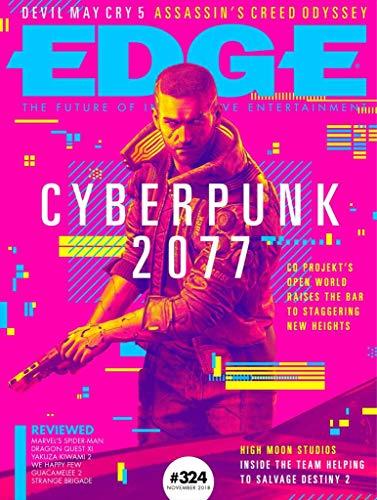 Magazines : Edge Magazine