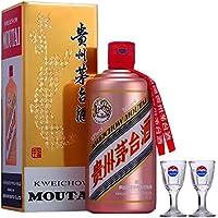 茅台 玫瑰金色瓶装白酒 53度500ml
