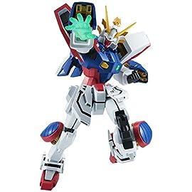 "Bandai Tamashii Nations Robot Spirits Shining Gundam ""G Gundam"" Figure"