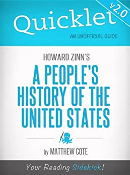 a review of howard zinns a peoples history of the united states Howard zinn (august 24, 1922-january 27,  including a people's history of the united states, sncc:  howardzinnorg newsletter.