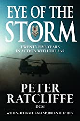 Eye of the Storm: 25 Years in Action with the SAS