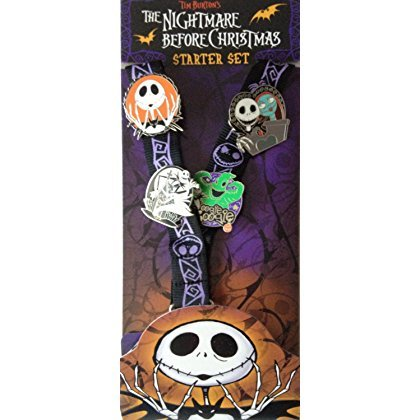 Price comparison product image Disney Pin Trading Starter Set - The Nightmare Before Christmas