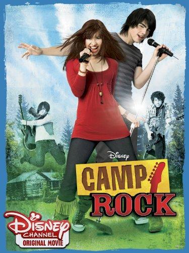 Camp Rock (Princess Program Dvd Protection)