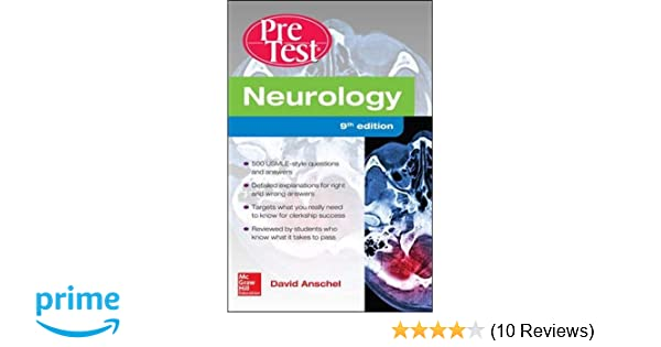 Neurology pretest ninth edition 9781259586910 medicine health neurology pretest ninth edition 9781259586910 medicine health science books amazon fandeluxe Image collections