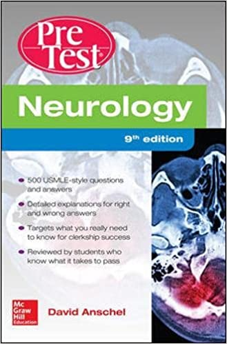 Neurology PreTest, Ninth Edition: 9781259586910: Medicine & Health