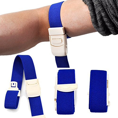 2pcs-outdoor-camping-quick-slow-release-paramedic-buckle-elastic-belt-medical-emergency-tourniquet