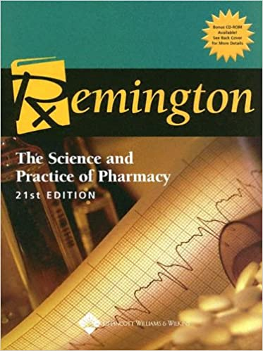 Remingtons Pharmaceutical Sciences Book