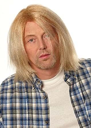 Costume Culture Men's Grunge Wig, Blonde, One Size