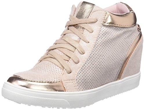 Xti Kvinners Pink Ankel Boots nude 47624 waxAYSqa1Z