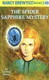 """""""Spider Sapphire Mystery (Nancy Drew)"""" av C. Keene"""