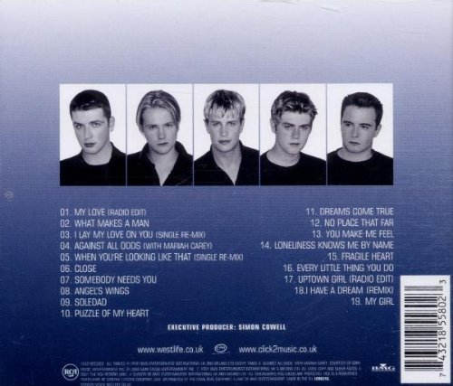 westlife coast to coast songs free download