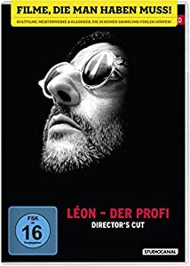 Léon - der Profi (Director's Cut, Digital Remastered) [Alemania] [DVD]