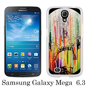 Samsung Galaxy Mega 6.3 I9200 I9205 Screen Case ,Macklemore (3) White Samsung Galaxy Mega 6.3 I9200 I9205 Cover Fashion And Unique Designed Phone Case