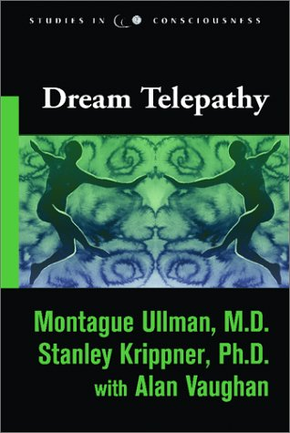 Dream Telepathy: Experiments in Nocturnal Extrasensory Perception (Studies in Consciousness) by Brand: Hampton Roads Publishing Company