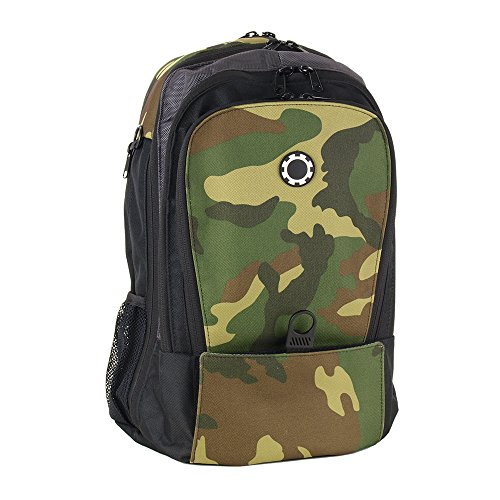 DadGear Backpack Diaper Bag - Camouflage