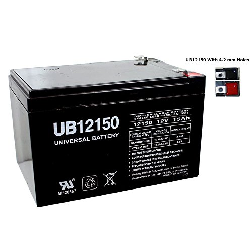 UB12150T2 12V 15AH JOHN DEERE TURF TRACTOR IGOR0027 Battery