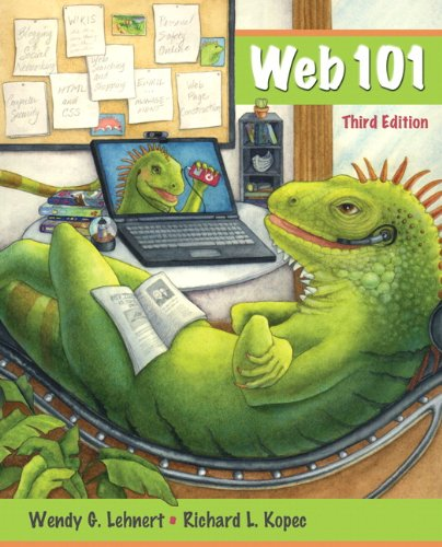 Web 101 (3rd Edition) by Pearson