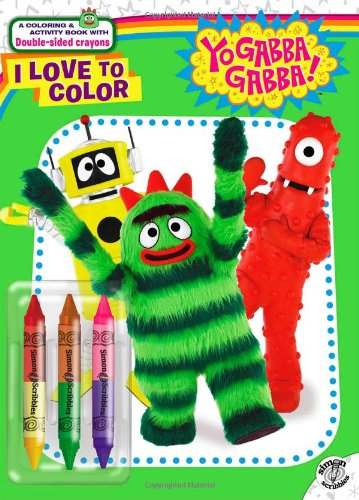 I Love To Color (Yo Gabba Gabba!) 2