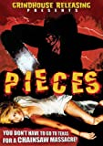 Pieces cover.