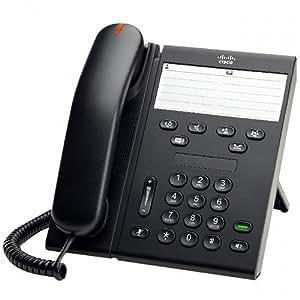 Cisco CP-6900-LHS-CG Slimline - Auricular para teléfono IP unificado 6901/6911/6921/6941/6945/6961, color negro [Importado de Alemania]
