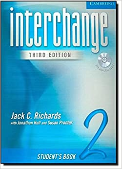 Interchange Student's Book 2 with Audio CD (Interchange Third Edition)