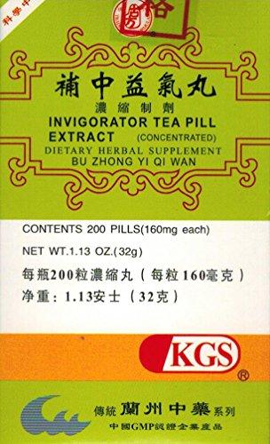 (Invigorator Tea Pill Extract (Bu Zhong Yi Qi Wan))