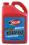 Red Line 21405 15W-40 Diesel Motor Oil - 1 Gallon Jug,(Pack of 4)