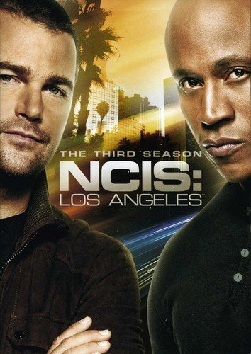 NCIS: Los Angeles: The Third Season LL Cool J Chris O' Donnell Linda Hunt Peter Cambor