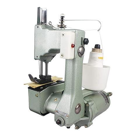 MXBAOHENG - Máquina de coser manual (polipropileno, portátil ...