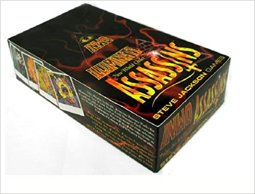 Inwo Assassins: Amazon.es: Steve Jackson: Libros en idiomas ...