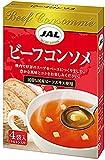 JAL ビーフコンソメ 4袋入