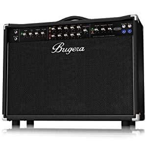 Bugera 333XL-212 120-Watt 3-Channel Valve Combo with Reverb