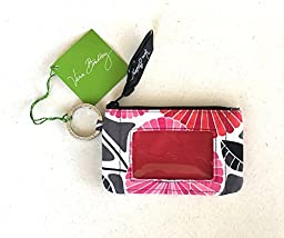 Vera Bradley Zip-Around ID Case - Cheery Blossom - NWT