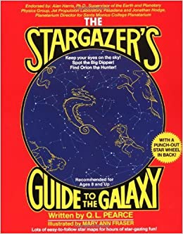 Book The Stargazer's Guide to the Galaxy by Q. L. Pearce (1991-09-15)