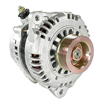 Auto Shack A2825 New 110 Amp Alternator: Automotive