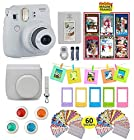 Fujifilm Instax Mini 9 Instant Camera with Accessories | Bundle of Soft Leather