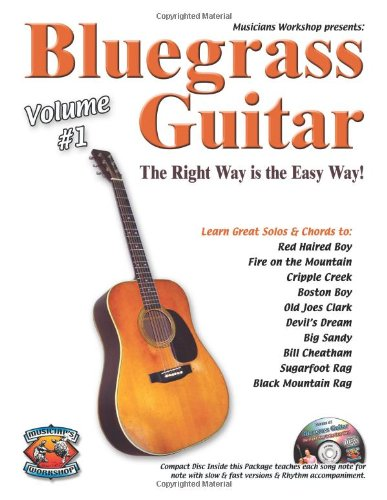 Bluegrass Guitar the Right Way is the Easy Way Volume One: Dan ...