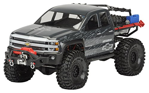 PROLINE 343900 Chevy Silverado Clear Body Axial SCX10 Trail Honcho 12.3 Vehicle Part