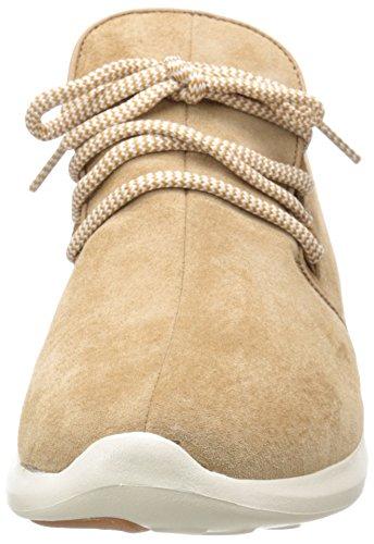 Globe Mens Nepal Lyte Skate Shoe Tan / Antique White