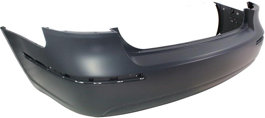 NorthAutoParts 866100A800 Fits Hyundai Sonata Rear Primered Bumper Cover HY1100166