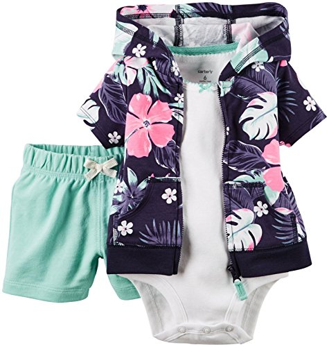 - Carter's Baby Girls' Cardigan Sets 121g378, Turquoise 24 Months