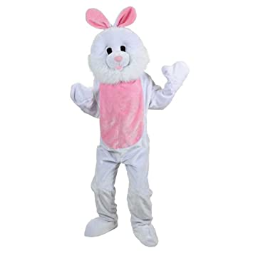 Giant Deluxe Bunny Rabbit Mascot - Adult Costume Adult - One Size  sc 1 st  Amazon UK & Giant Deluxe Bunny Rabbit Mascot - Adult Costume Adult - One Size ...