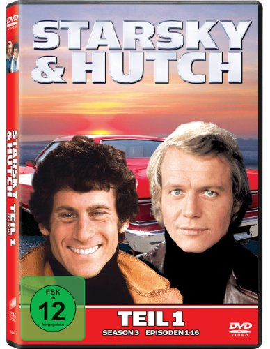 Starsky & Hutch-Season 3 Vol.1-3 Discs [Import allemand] (Starsky And Hutch Season 3 compare prices)