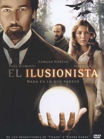 El Ilusionista [DVD]