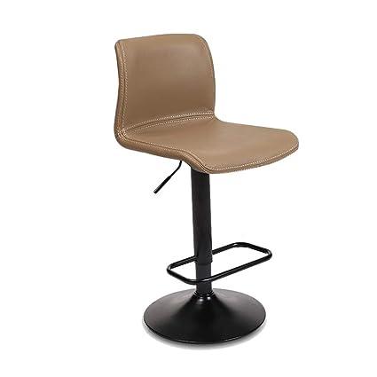 Super Amazon Com Agfxn Bar Stools 3600Swivel With Back Support Machost Co Dining Chair Design Ideas Machostcouk