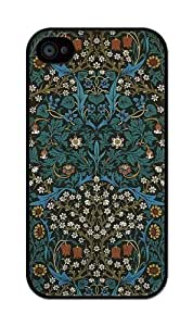 diy zhengiZERCASE Different Flowers Pattern iphone 5/5s/, iphone 5/5s/S RUBBER Case - Fits iphone 5/5s/T-Mobile, AT&T, Sprint, Verizon and International