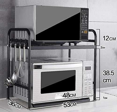shelf Estante de la Cocina, Estante del Horno de microondas ...