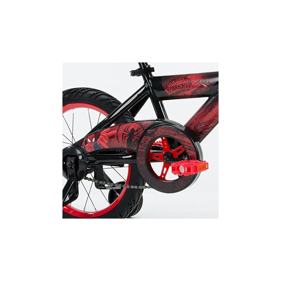 "16"" Marvel Spider Man Bike by Huffy"