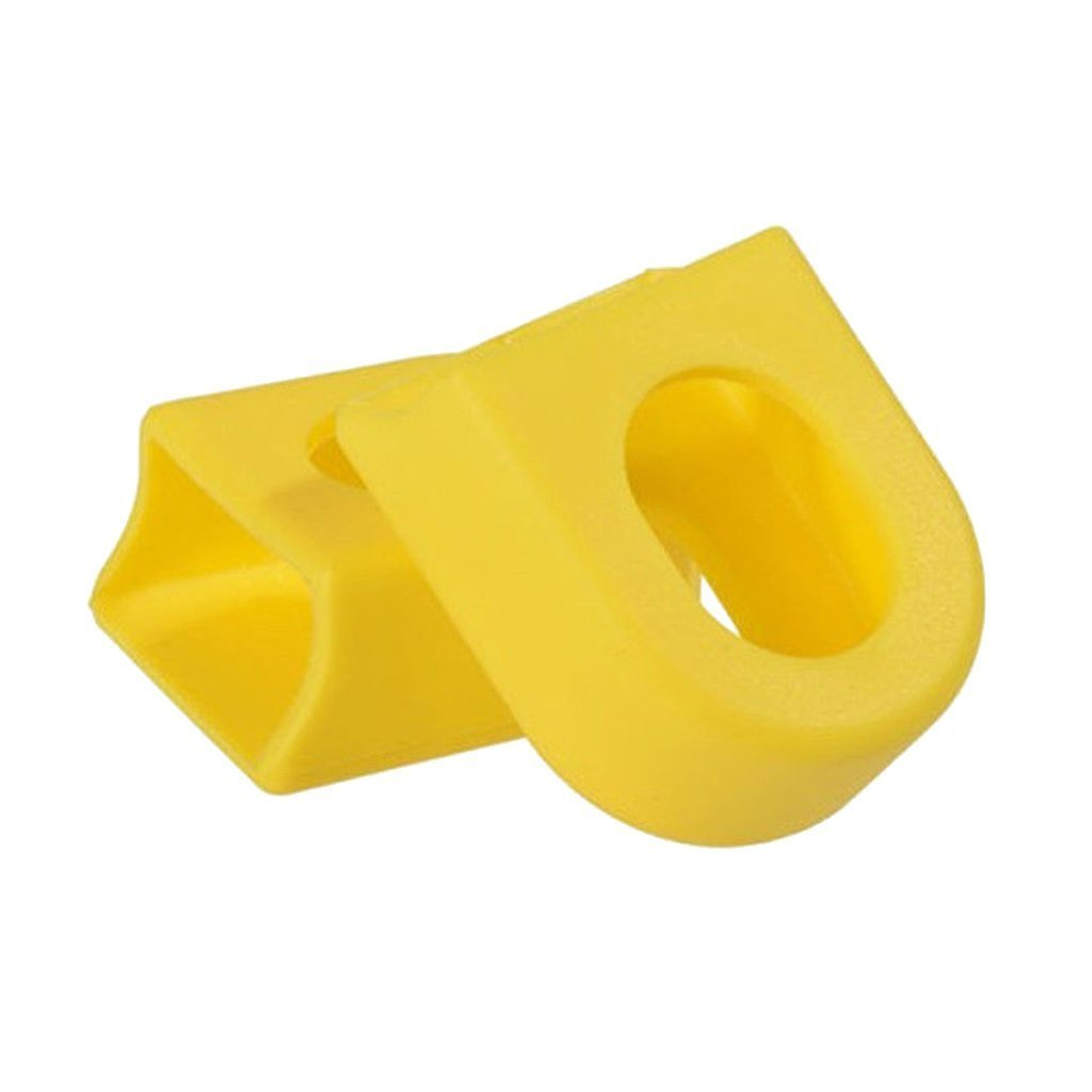 Jesica Mountain Bike Bicycle Crankset Protective Crank Arm Boots Cover - Yellow