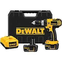 DEWALT DCD775KL 1/2-Inch 18-Volt Cordless Compact Lithium-Ion Hammer-Drill Kit